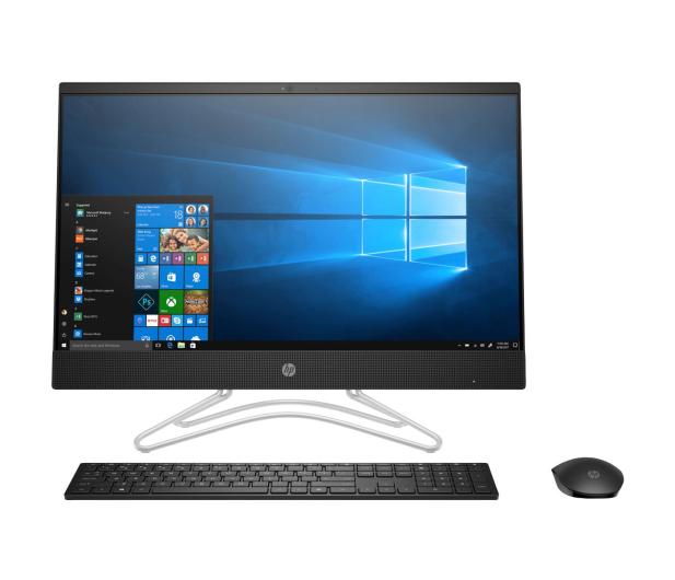 HP 24 AiO Ryzen 5-3500/8GB/256/Win10 Black - 500551 - zdjęcie