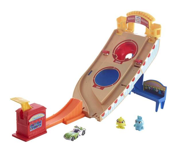 Hot Wheels Toy Story 4 Zestaw Filmowy - 488504 - zdjęcie
