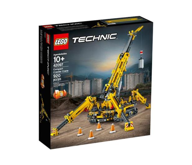 LEGO Technic Żuraw typu pająk - 505530 - zdjęcie