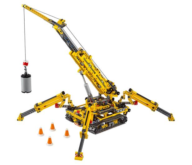 LEGO Technic Żuraw typu pająk - 505530 - zdjęcie 2