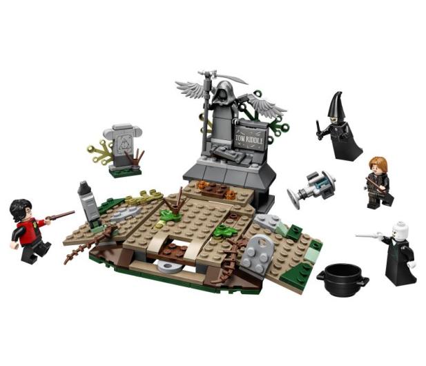 LEGO Harry Potter Powrót Voldemorta - 506137 - zdjęcie 2