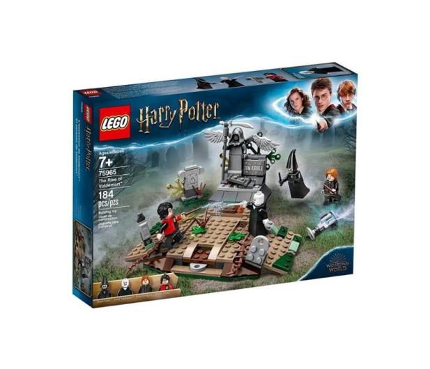 LEGO Harry Potter Powrót Voldemorta - 506137 - zdjęcie