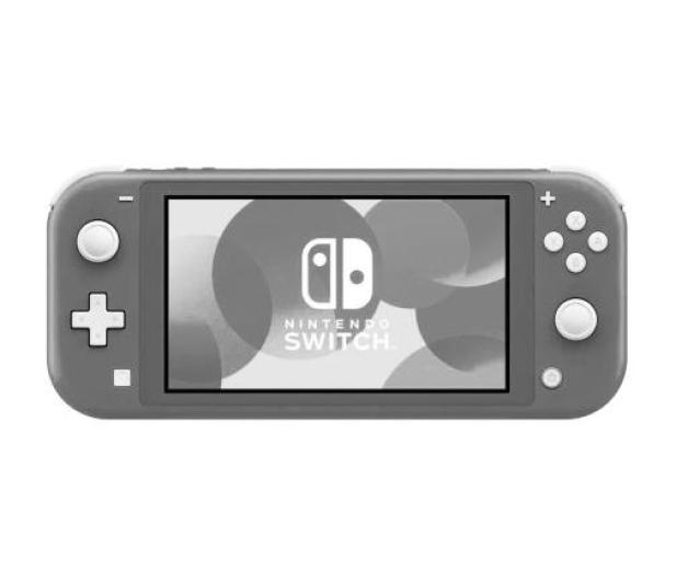 Nintendo Switch Lite (Szary) + Etui + Szkło - 520185 - zdjęcie 2