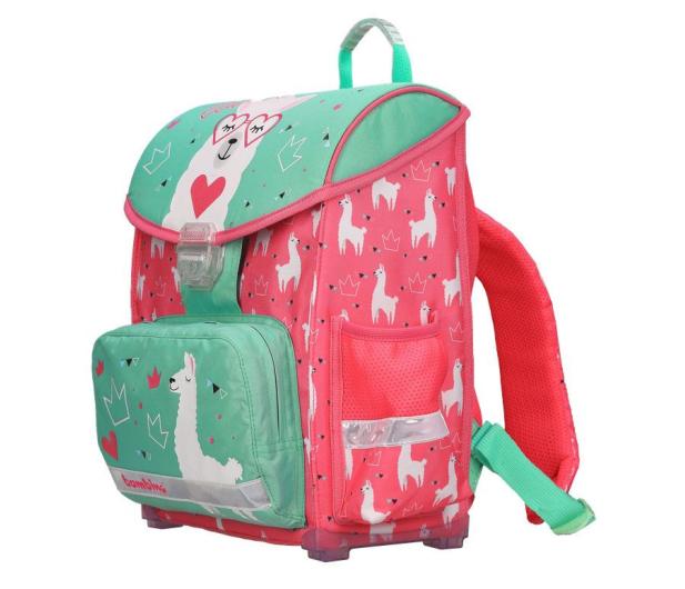 Majewski Lama Bambino Tornister szkolny premium - 506368 - zdjęcie 2