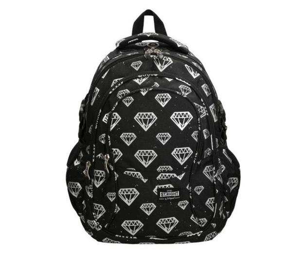 Majewski ST.Right Plecak 4-komorowy Diamonds BP-01 - 506399 - zdjęcie