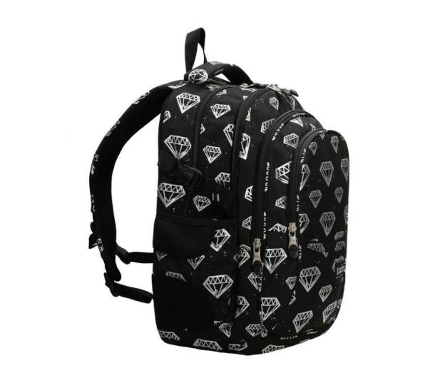 Majewski ST.Right Plecak 4-komorowy Diamonds BP-01 - 506399 - zdjęcie 2