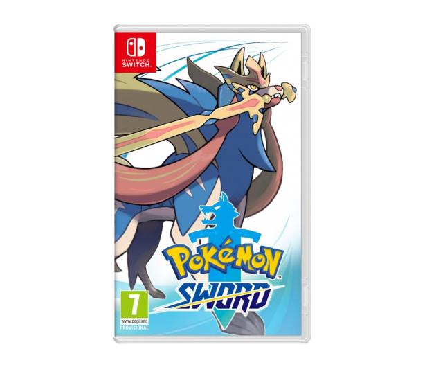 Nintendo Pokemon Sword - 506887 - zdjęcie