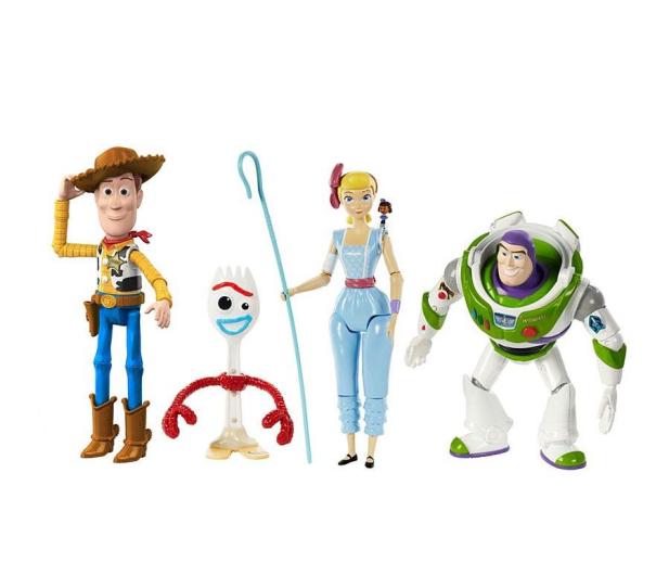 Mattel Toy Story 4 Zestaw Figurki podstawowe - 506932 - zdjęcie