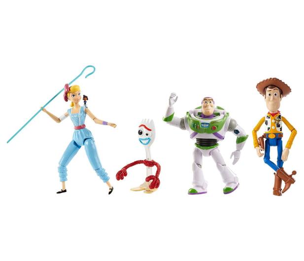 Mattel Toy Story 4 Zestaw Figurki podstawowe - 506932 - zdjęcie 2