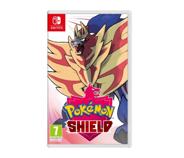 Nintendo Pokemon Shield - 506886 - zdjęcie