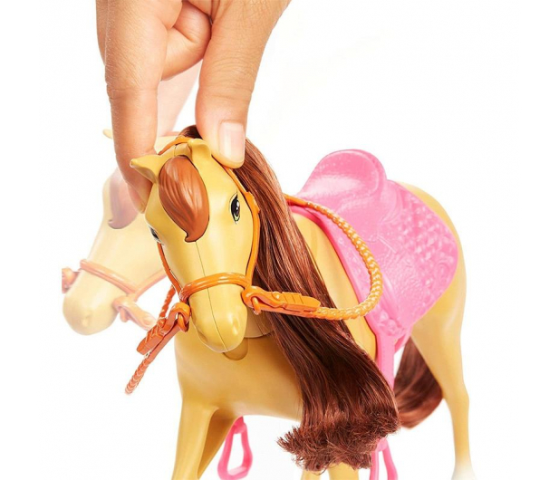 Barbie Stadnina koni zestaw - 507038 - zdjęcie 4