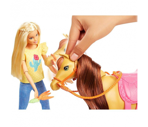 Barbie Stadnina koni zestaw - 507038 - zdjęcie 5