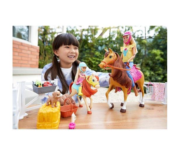 Barbie Stadnina koni zestaw - 507038 - zdjęcie 8