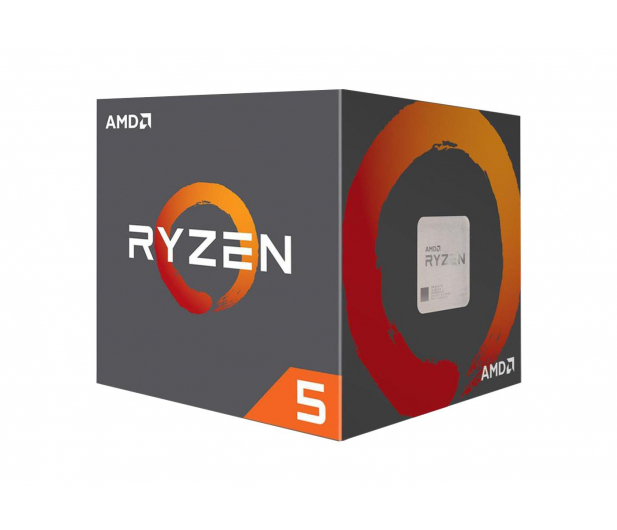 AMD Ryzen 5 2600X - 421253 - zdjęcie