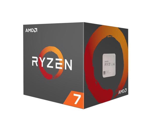 AMD Ryzen 7 2700X  - 421246 - zdjęcie