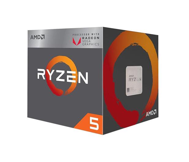 AMD Ryzen 5 2400G - 407886 - zdjęcie