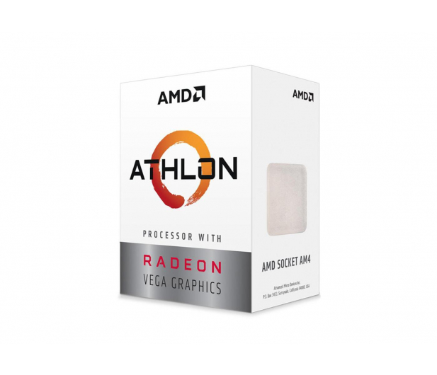 AMD Athlon 200GE - 380190 - zdjęcie