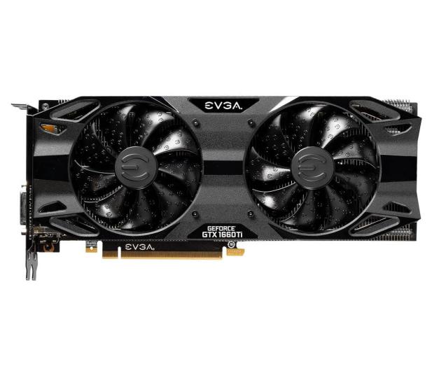 EVGA GeForce GTX 1660 Ti XC Ultra GAMING  6GB GDDR6 - 503599 - zdjęcie 4