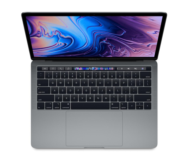 Apple MacBook Pro i5 2,4GHz/8/256/Iris655 Space Gray  - 498024 - zdjęcie 2