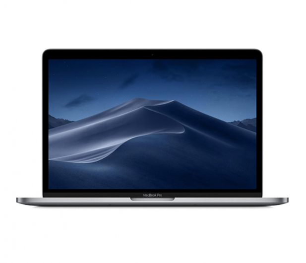 Apple MacBook Pro i5 2,4GHz/8/256/Iris655 Space Gray  - 498024 - zdjęcie