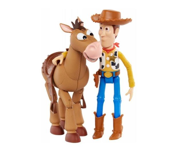 Mattel Toy Story 4 Chudy i Mustang - 506940 - zdjęcie