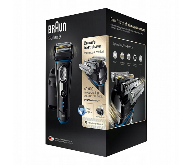 Braun 9280cc + 6 wkładów CCR - 520488 - zdjęcie 3