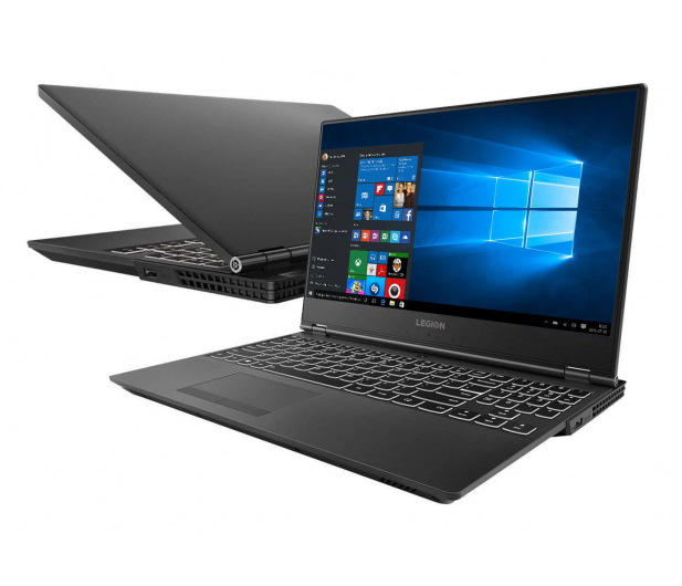 Lenovo Legion Y540-15 i7-9750HF/32GB/512/Win10 RTX2060  - 574646 - zdjęcie