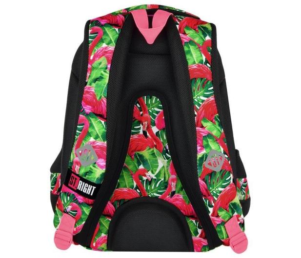 Majewski ST.Right Plecak szkolny Flamingo Green BP-07 - 412643 - zdjęcie 4