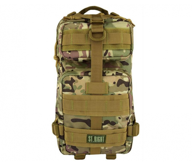 Majewski ST.Right Plecak Military Multi Camo BP-43 - 425925 - zdjęcie
