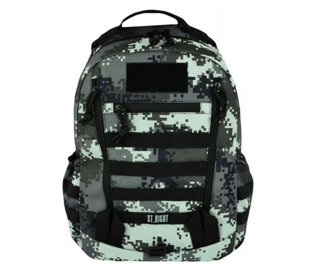 Majewski ST.Right Plecak Military Black Digital Camo BP-39 - 425921 - zdjęcie