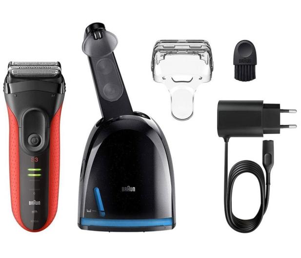 Braun Series 3 ProSkin 3050cc Clean&Charge - 402389 - zdjęcie
