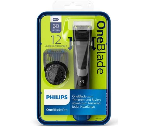 Philips OneBlade Pro QP6510/20 - 433448 - zdjęcie 4