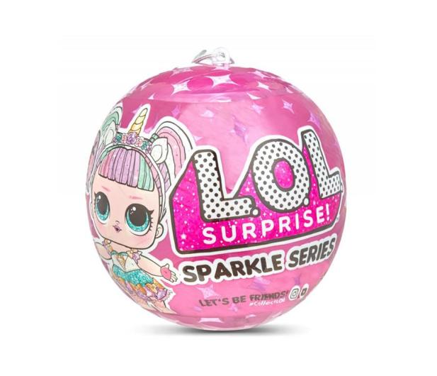 MGA Entertainment L.O.L Surprise Błyszcząca laleczka - 508430 - zdjęcie