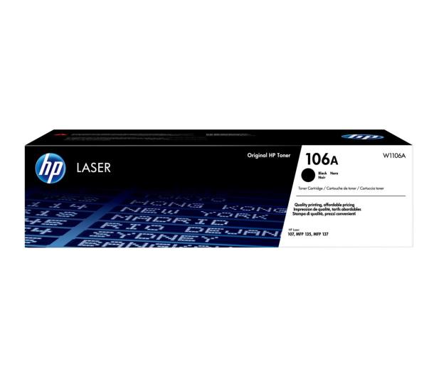 HP 106A black 1000str. - 507439 - zdjęcie
