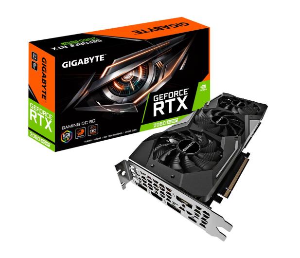Gigabyte GeForce RTX 2060 SUPER GAMING OC 8GB GDDR6 - 504446 - zdjęcie