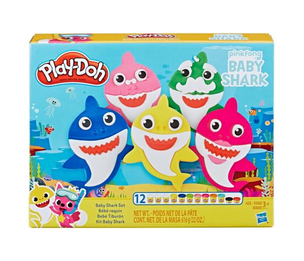 Play-Doh Pinkfong Baby Shark - 503939 - zdjęcie