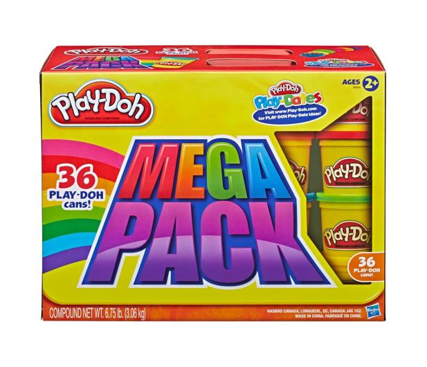 Play-Doh Mega pack - 503942 - zdjęcie