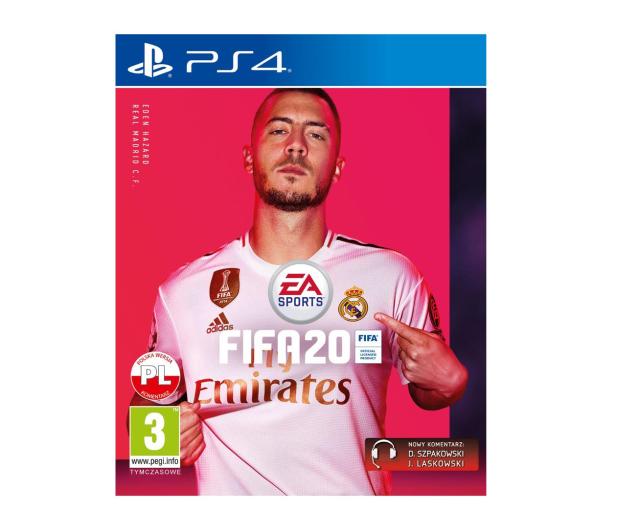 PlayStation FIFA 20 - 502089 - zdjęcie