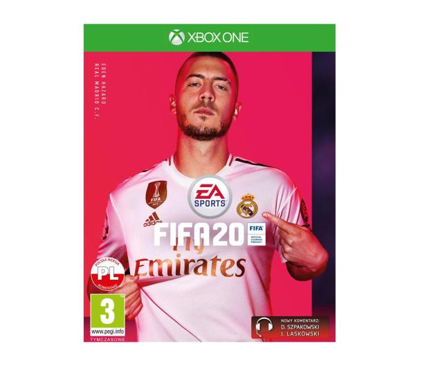 Xbox FIFA 20 - 502091 - zdjęcie