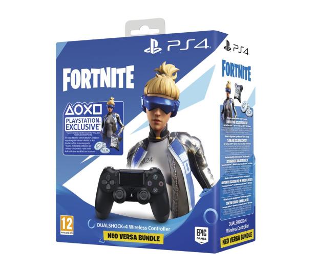 Sony PlayStation 4 DualShock 4 + Fortnite DLC - 508439 - zdjęcie