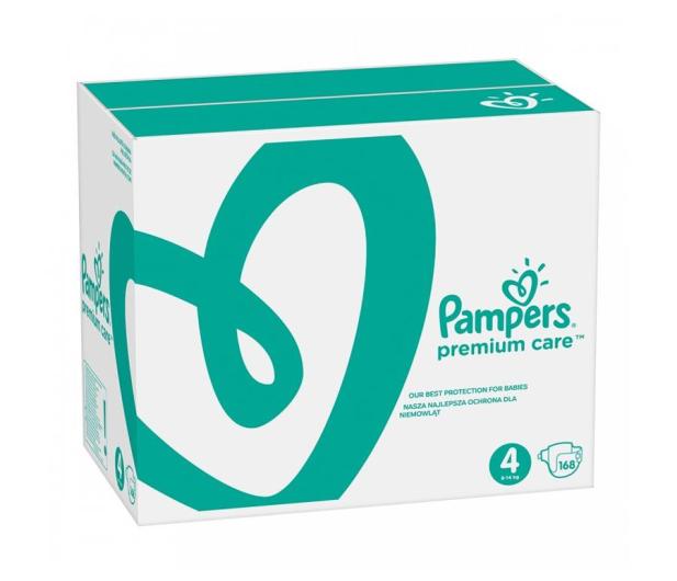 Pampers Premium Care 4 Maxi 8-14kg 168szt Zapas - 491555 - zdjęcie 2