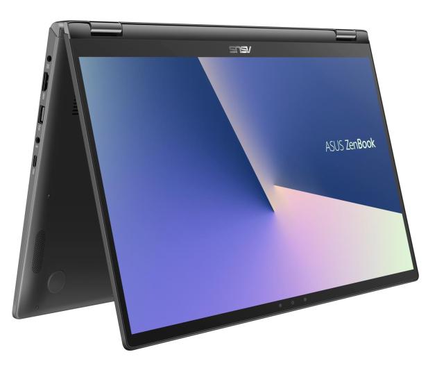 ASUS ZenBook Flip UX562FDX i7-8565U/16GB/1TB/W10P Grey - 508756 - zdjęcie 5