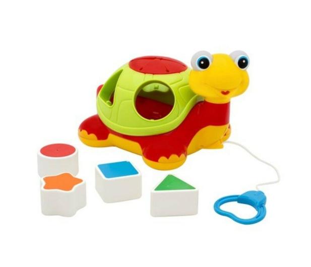 Dumel Discovery Żółwik sorter kształtów 38125 - 508695 - zdjęcie 2