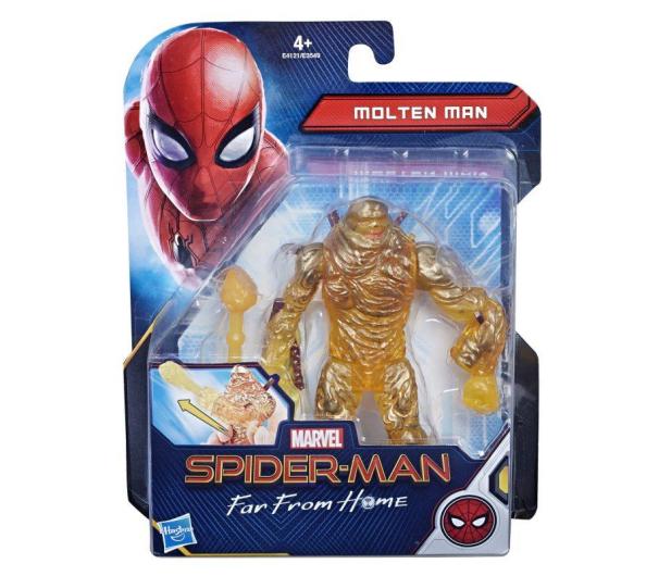 Hasbro Spider-Man Daleko od domu Molten Man - 503983 - zdjęcie 6