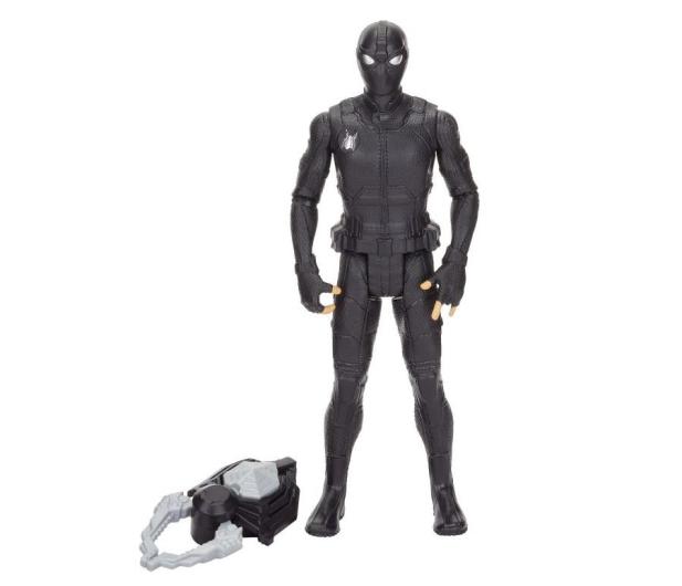 Hasbro Spider-Man Daleko od domu Stealth Suit  - 503980 - zdjęcie