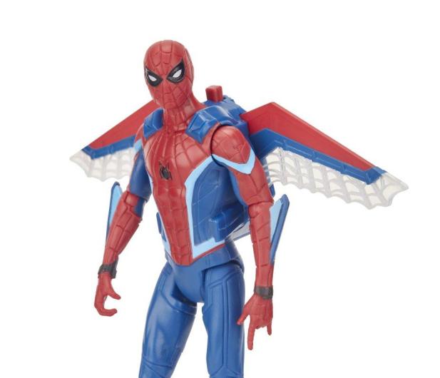 Hasbro Spider-Man Daleko od domu Glider Gear  - 503981 - zdjęcie 5