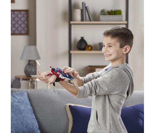 Hasbro Spider-Man Wyrzutnia sieci Gear Scatterblast - 503994 - zdjęcie 4