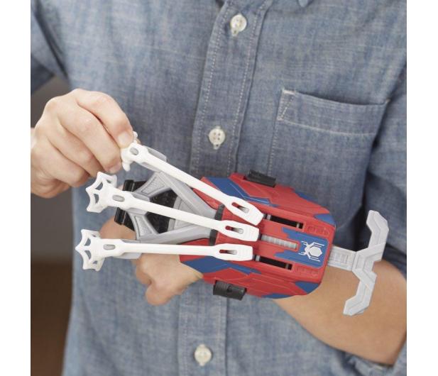 Hasbro Spider-Man Wyrzutnia sieci Gear Scatterblast - 503994 - zdjęcie 5