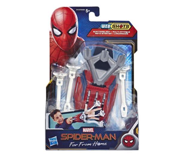 Hasbro Spider-Man Wyrzutnia sieci Gear Scatterblast - 503994 - zdjęcie 8