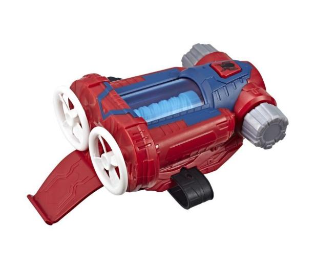 Hasbro Spider-Man Wyrzutnia sieci Twist Strike - 503995 - zdjęcie